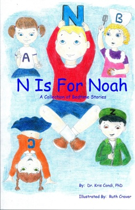 Final Cover N Is For Noah